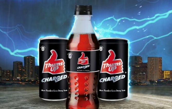 at 40 thums up s thunder is still intact rediff com business