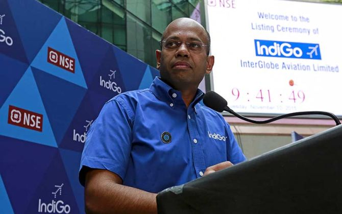 Is this why Aditya Ghosh resigned from IndiGo?