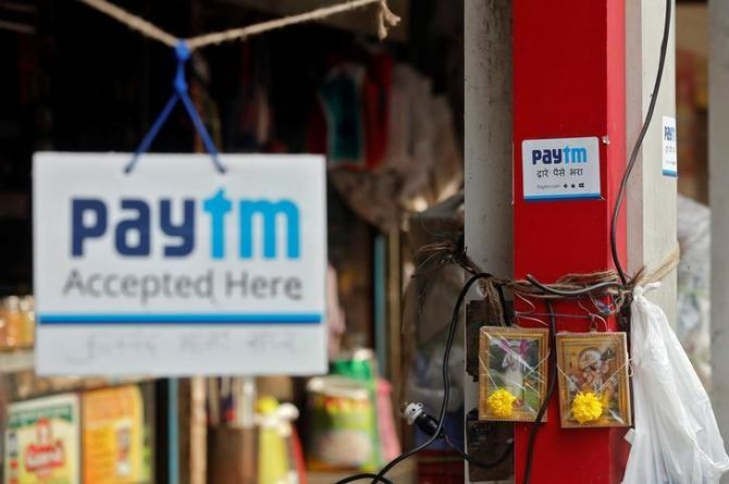 Paytm set a target of enabling transfers to Rs 60,000 crores a month by end of 2018
