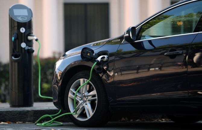 Why EV owners in Bengaluru have little to worry about - Rediff com