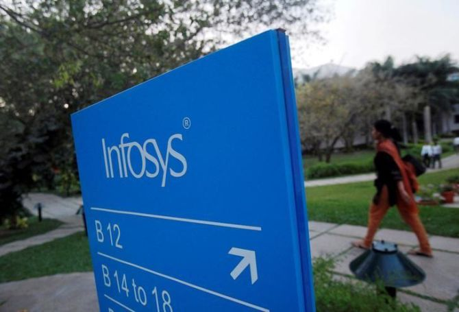 Jayesh Sanghrajka is interim CFO of Infosys