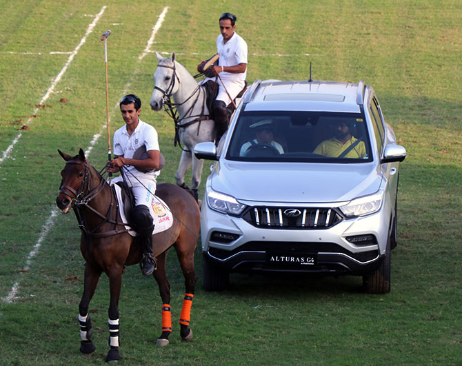 With Alturas G4 Mahindra Has A Winner On Its Hands Rediff Com