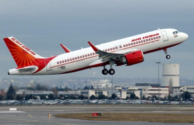 Air India gets govt's nod to sell its ground handling firm - Rediff