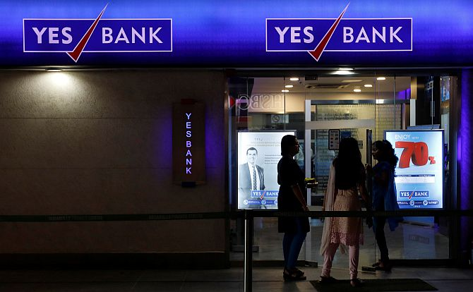 MFs hit by YES bank stock fall