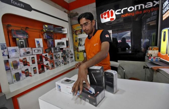 After 2 years, Micromax returns to top 5 in smartphone sales
