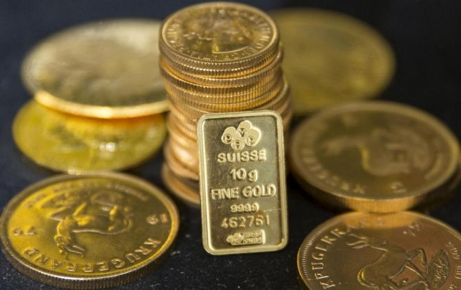Want to buy gold this Dhanteras? Look at Sovereign Gold Bonds