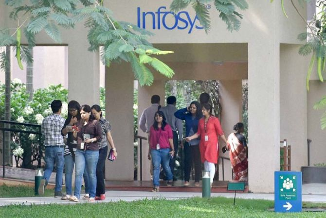 Infy now plans to spread its wings in Europe, Australia