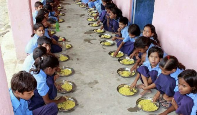 Akshaya Patra takes tech help to better feed 1,761,734 children a day