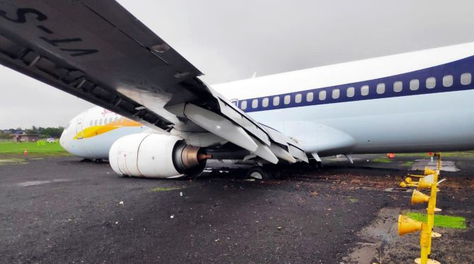 Ground incidents in airports force DGCA to intervene - Rediff com