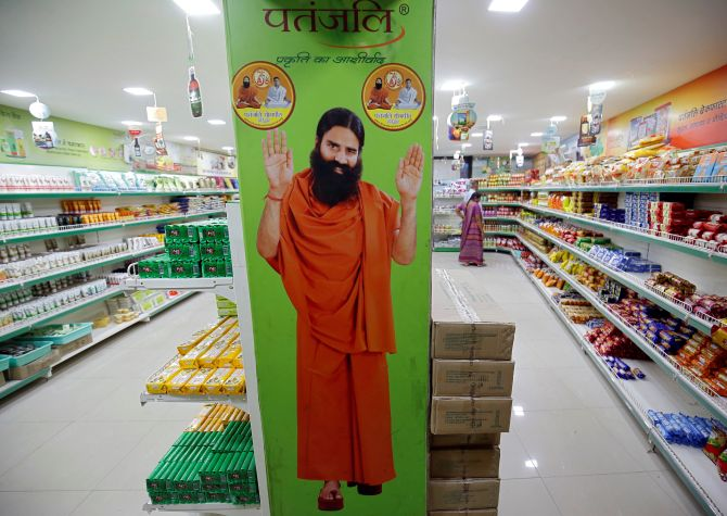 Why Ramdev's Patanjali is losing its power