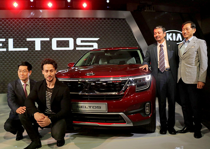 Kia launches Seltos in India for Rs 9.69 lakh