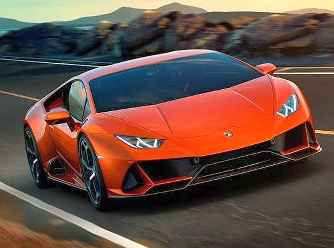 With The Launch Of Huracan Evo Lamborghini Puts India In Fast Lane