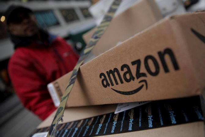 Amazon once again in 'data breach' controversy