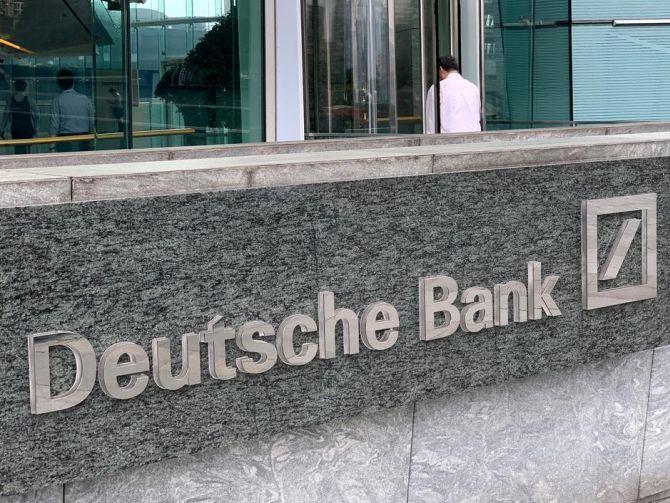 More bad news from Deutsche Bank
