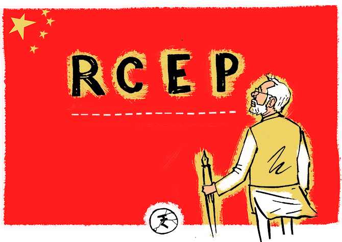 Asean bloc invites India for RCEP meet in Bali