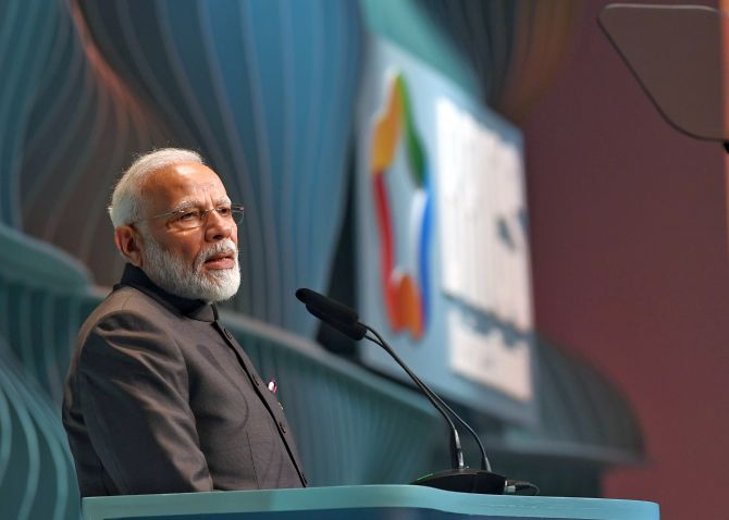 India is most open, investment friendly economy: Modi