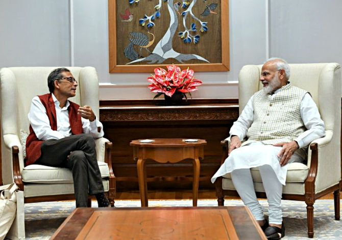 PM to Banerjee: Media making you say anti-Modi things