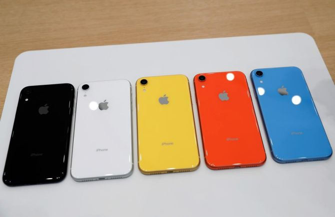 Your Apple iPhone XR is now 'Made in Chennai'