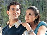 Hrithik Roshan, Preity Zinta in Koi... Mil Gaya