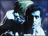 Jaadu and Hrithik in Koi... Mil Gaya