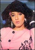 Raveena Tandon in Andaz Apna Apna