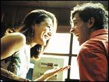 Preity Zinta, Hrithik Roshan in KMG