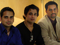 Krishna DK, Anupam Mittal and Raj Nidimoru