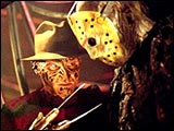 A still from Freddy Vs Jason