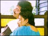 Arvind Swamy and Manisha Koirala in Bombay