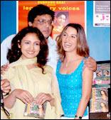 Anant Balani, Divya Dutta and Perizaad Zorabian