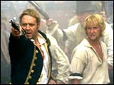 A still from Master and Commander