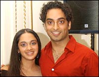 Anisha Nagarajan and Manu Narayan
