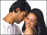 John Abraham and Tara Sharma in Saaya