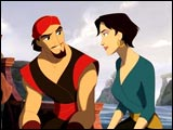 A still from Sinbad: Legend Of The Seven Seas