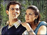 Hrithik Roshan and Preity Zinta in Koi...Mil Gaya