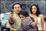 Sunny Deol, Tabu, Reema Sen in Jaal