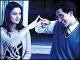 Preity Zinta, Hrithik Roshan in Koi Mil Gaya