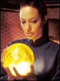 Angelina Jolie in Lara Croft Tomb Raider: The Cradle of Life