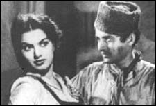 Shyama, Guru Dutt in Aar Paar