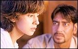 Urmila Matondkar, Ajay Devgan in Bhoot