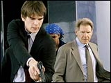 Josh Hartnett, Harrison Ford in Hollywood Homicide