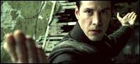 A still from The Matrix Revolutions