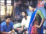 Arshad Warsi, Prashant Narayan and Suchitra Pillai in WBHH II