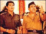 Amar Upadhyay and Paresh Rawal in Jodi Kya Banayi Wah Wah Ramji!