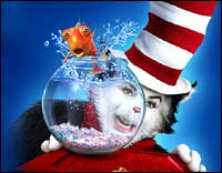 A still from Dr Seuss' The Cat In The Hat