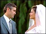 George Clooney and Catherine Zeta Jones in Intolerable Cruelty