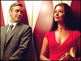 A still from Intolerable Cruelty