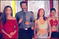Suman Ranganathan, Milind Gunaji in Ishq Qayamat