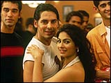 Dino Morea and Tanishaa in Sssshhh ...