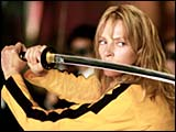 A still from Kill Bill Vol 1